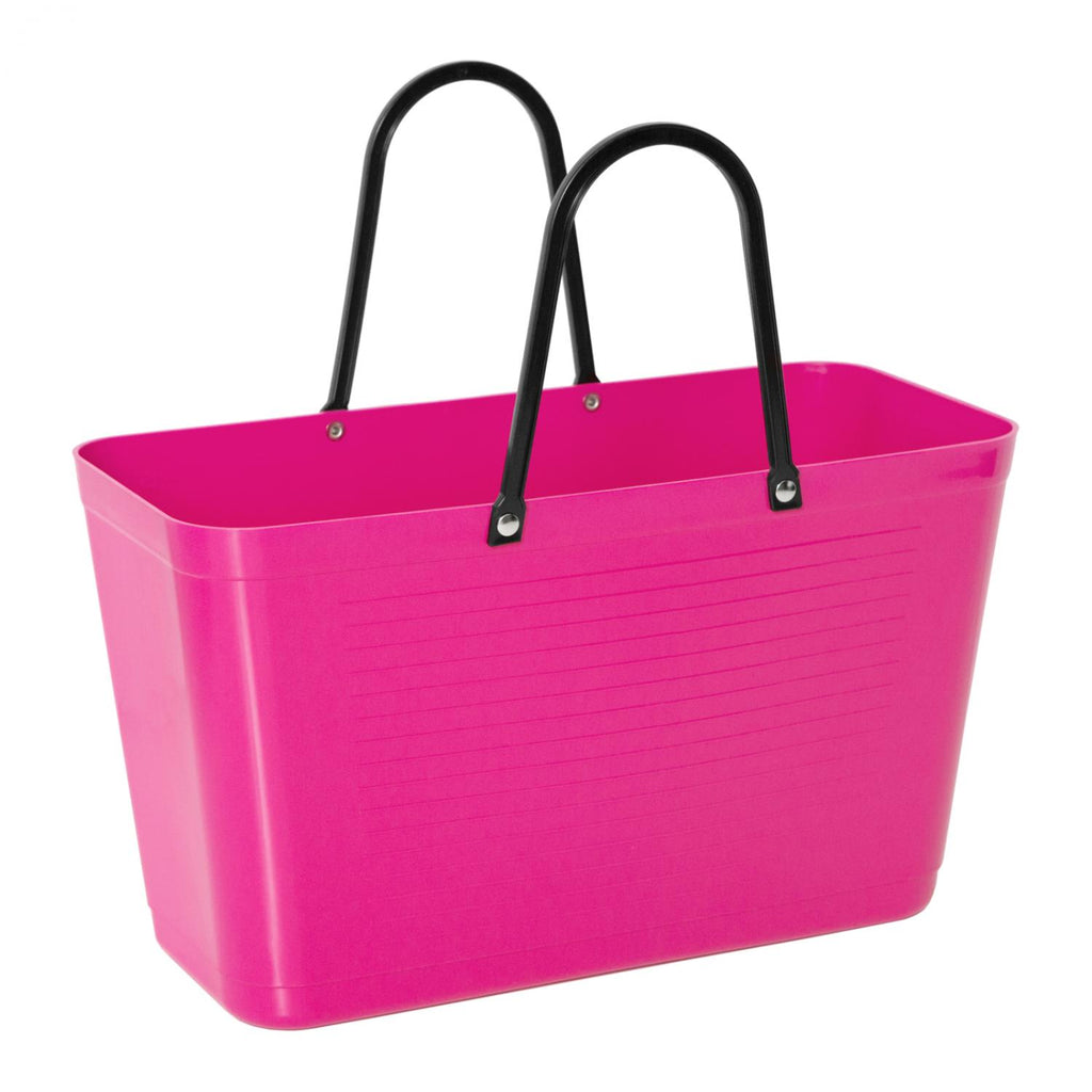 Hinza Swedish Tote, Large Hot Pink