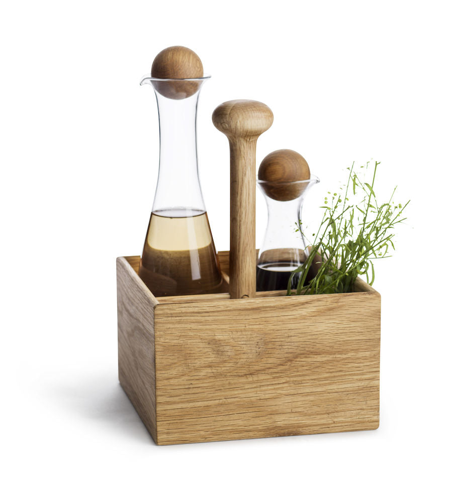 Nature Storing/Serving Caddy
