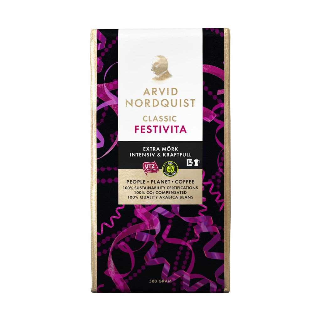 Arvid Nordquist Classic Dark Roast (Festivita) Coffee