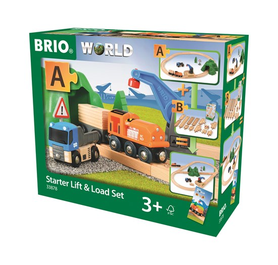 Brio Starter Lift & Load Set