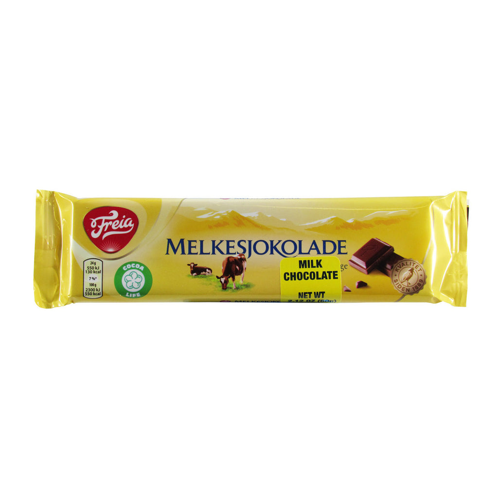 Freia Milk Chocolate Bar