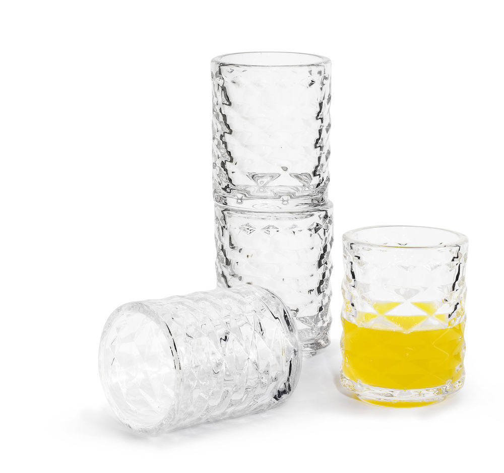 Club Shot Glass, 4 pack