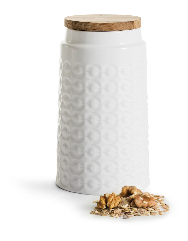 Nature Storage Jar, Large