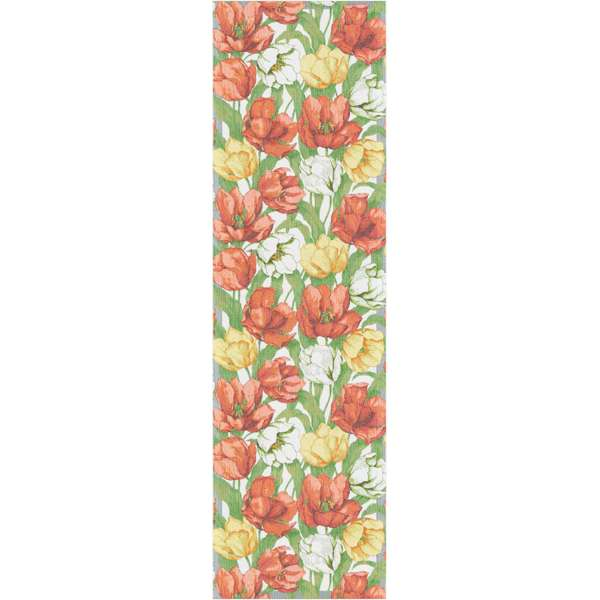 Ekelund Table Runner, Blommande Tulpaner