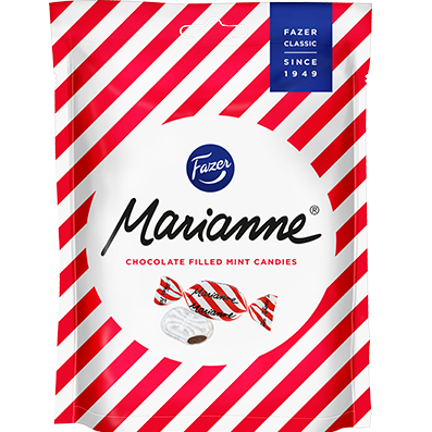 Fazer Marianne Chocolate Filled Candies