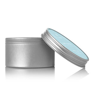 Hot Cocoa Peppermint Candle Tin