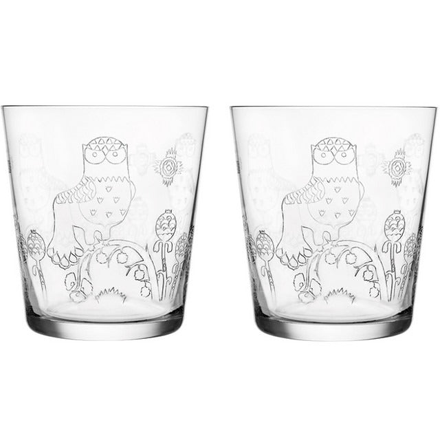 Taika Glasses, Set of 2
