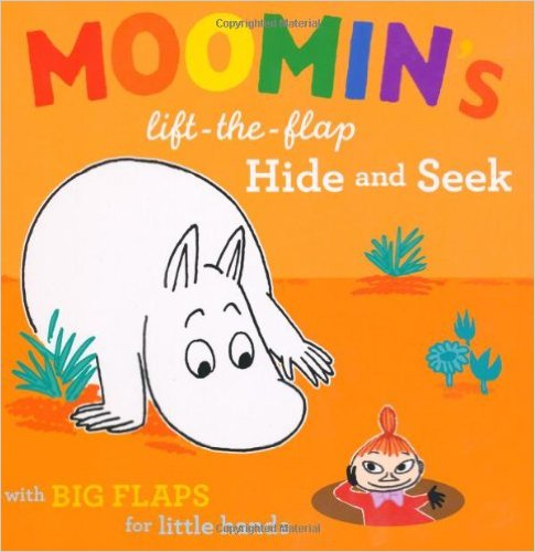 Moomin's Lift-The-Flap Hide & Seek