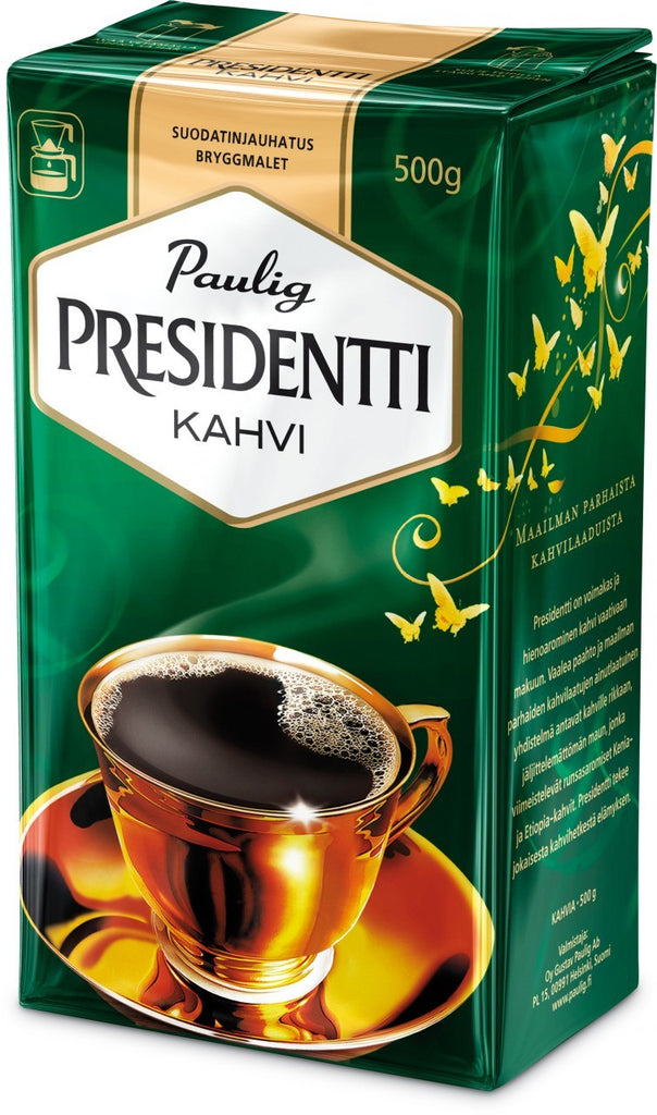 Paulig Presidentti Coffee