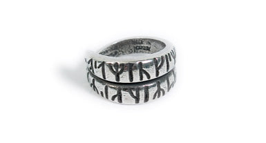 RUNA Ring with Runic Inscriptions