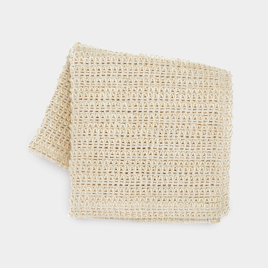 Sisal Bath Cloth