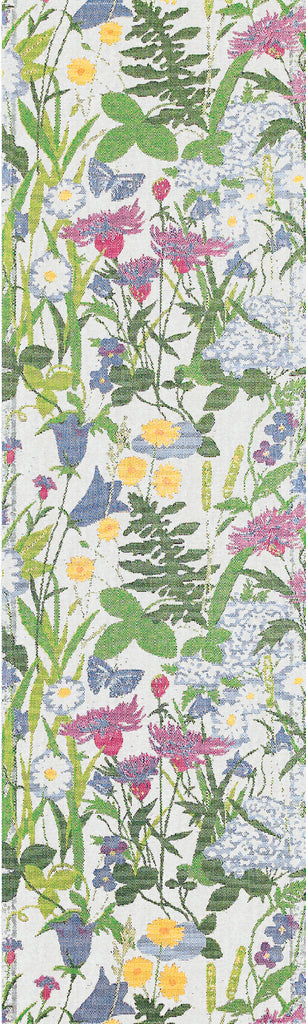 Ekelund Table Runner, Sommartid