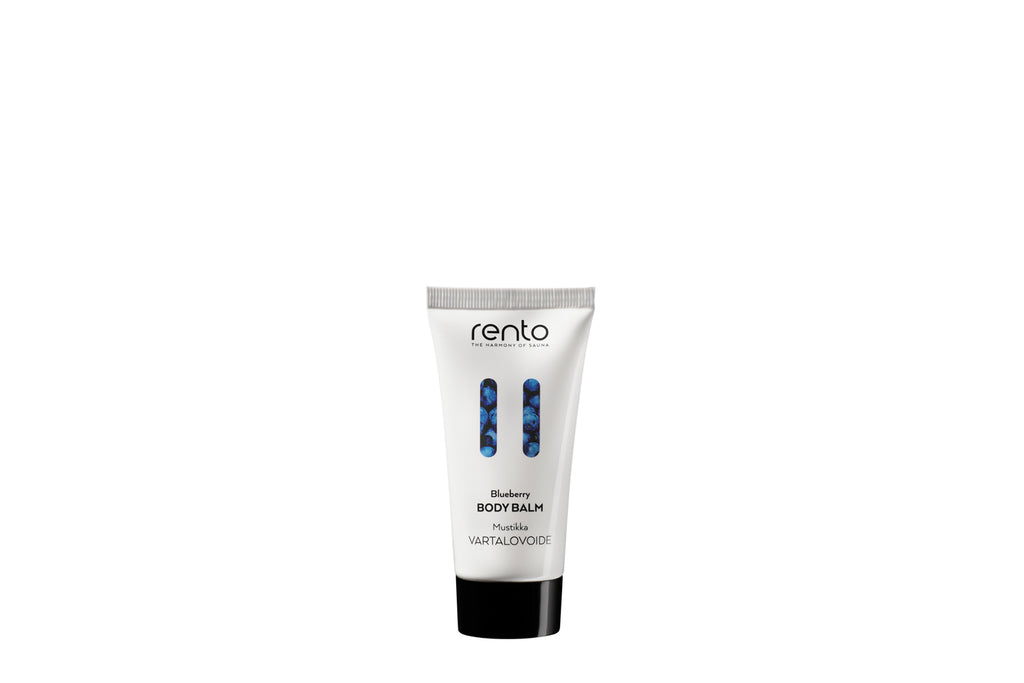 Rento Body Balm, Blueberry 50ml