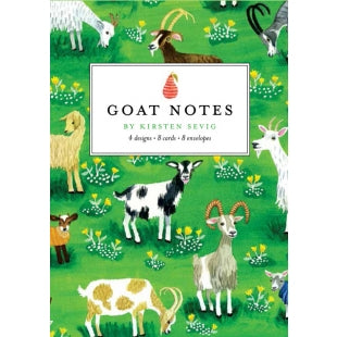 Goat Notecards
