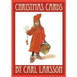 Carl Larsson Boxed Christmas Cards