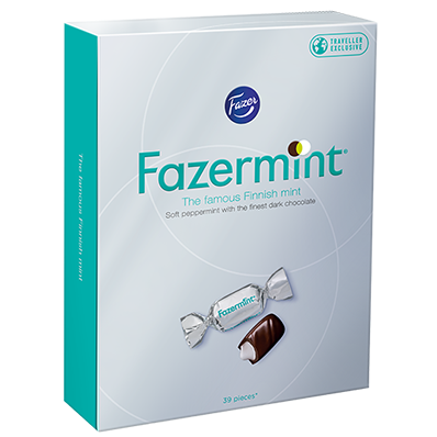 Fazermint Chocolate Creams