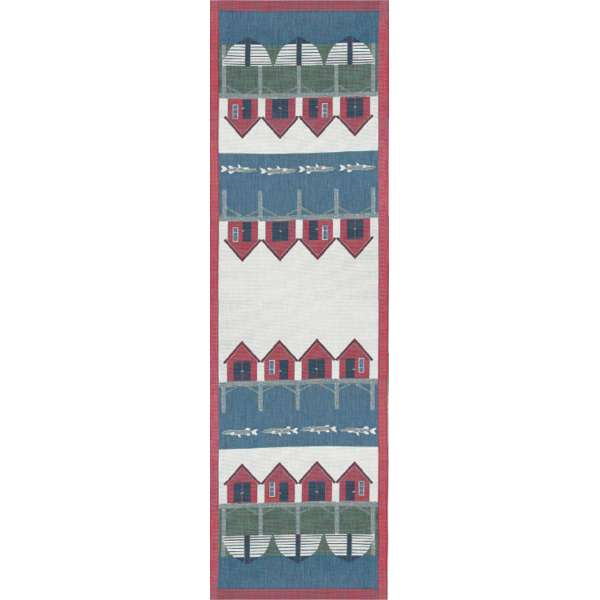 Ekelund Table Runner, Fiskelage