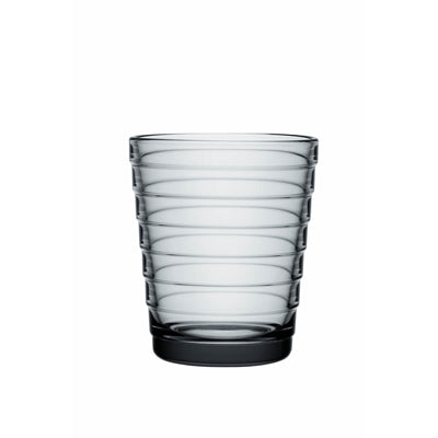 Aino Aalto Small Gray Tumblers, Set of 2