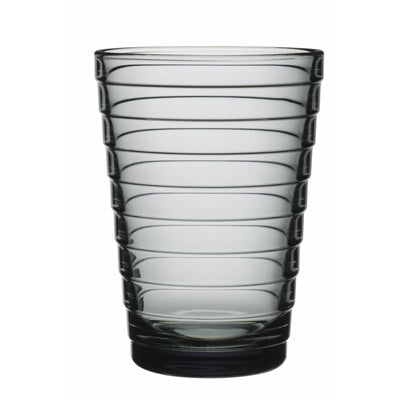 Aino Aalto Large Gray Tumblers, Set of 2