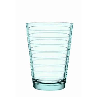 Aino Aalto Large Water Green Tumblers, Set of 2