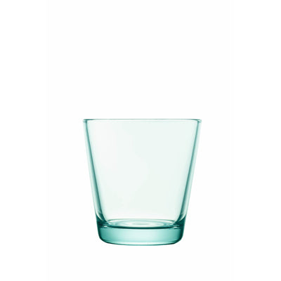 Small Water Green Kartio Tumbler, Set of 2