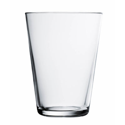 Large Clear Kartio Tumbler, Set of 2