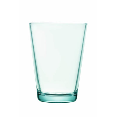Large Water Green Kartio Tumbler, Set of 2