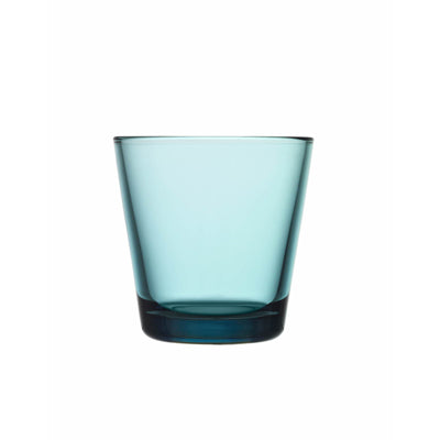 Small Sea Blue Kartio Tumbler, Set of 2