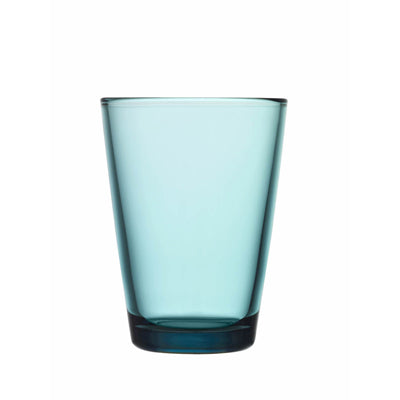 Large Sea Blue Kartio Tumbler, Set of 2