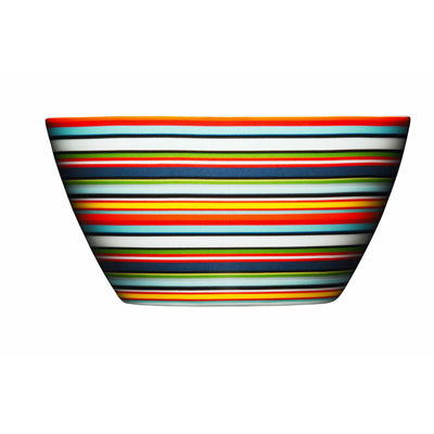 Origo Soup/Cereal Bowl, Orange