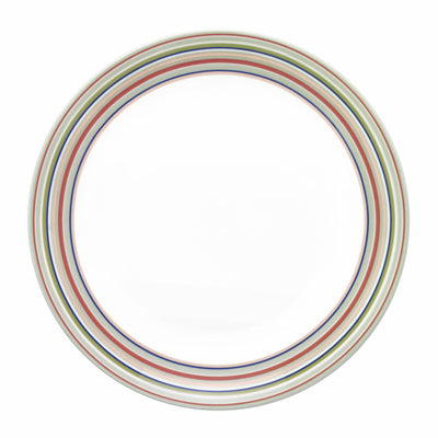 Origo Salad Plate, Brown