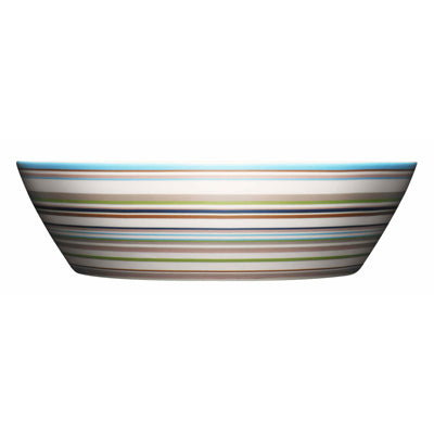 Origo Serving Bowl, Brown