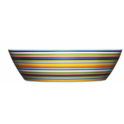 Origo Serving Bowl, Orange
