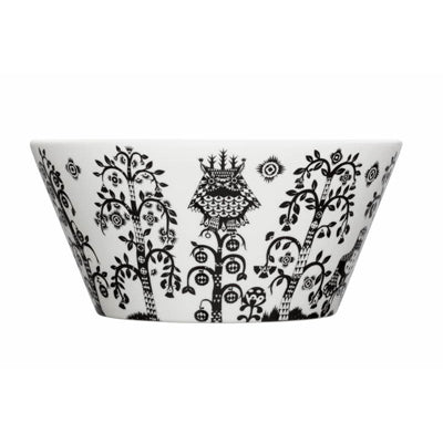 Taika Serving Bowl, Black
