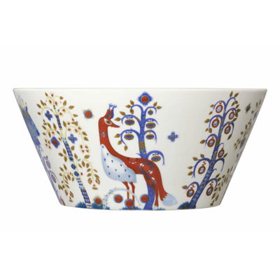 Taika Serving Bowl, White