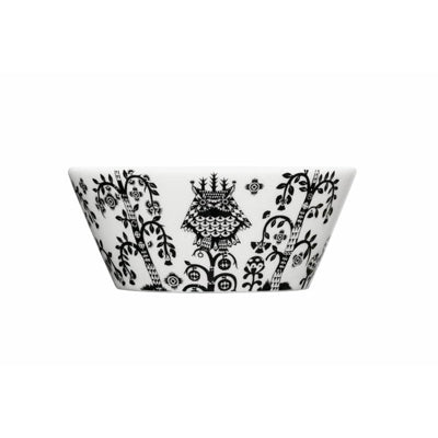 Taika Soup/Cereal Bowl, Black