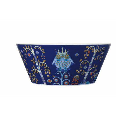 Taika Soup/Cereal Bowl, Blue