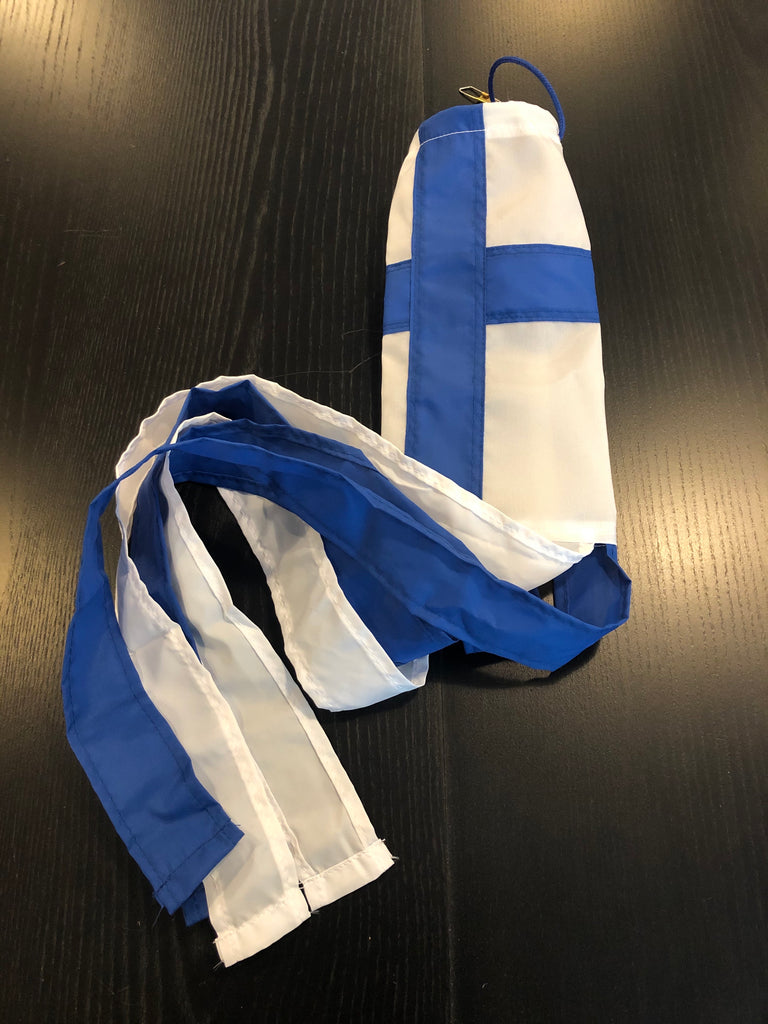 Small Windsock, Finland Flag