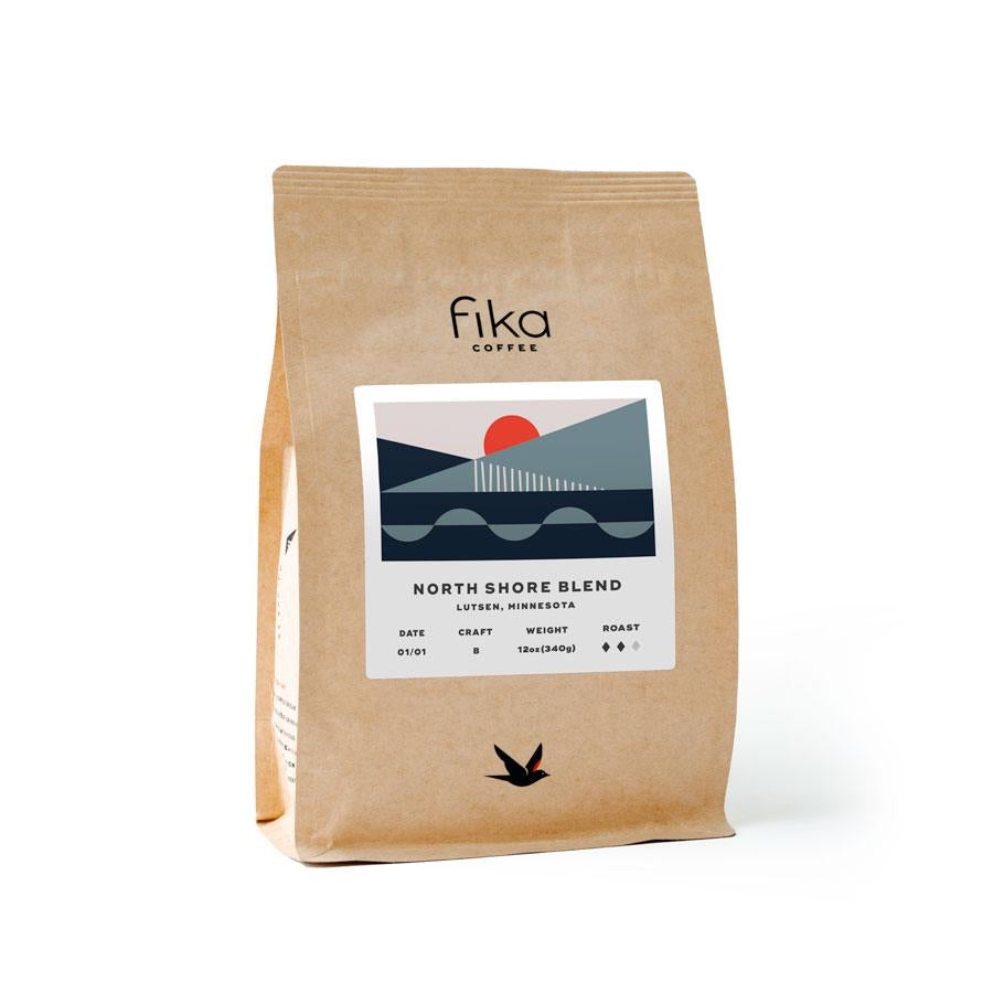 Fika Coffee: North Shore Blend