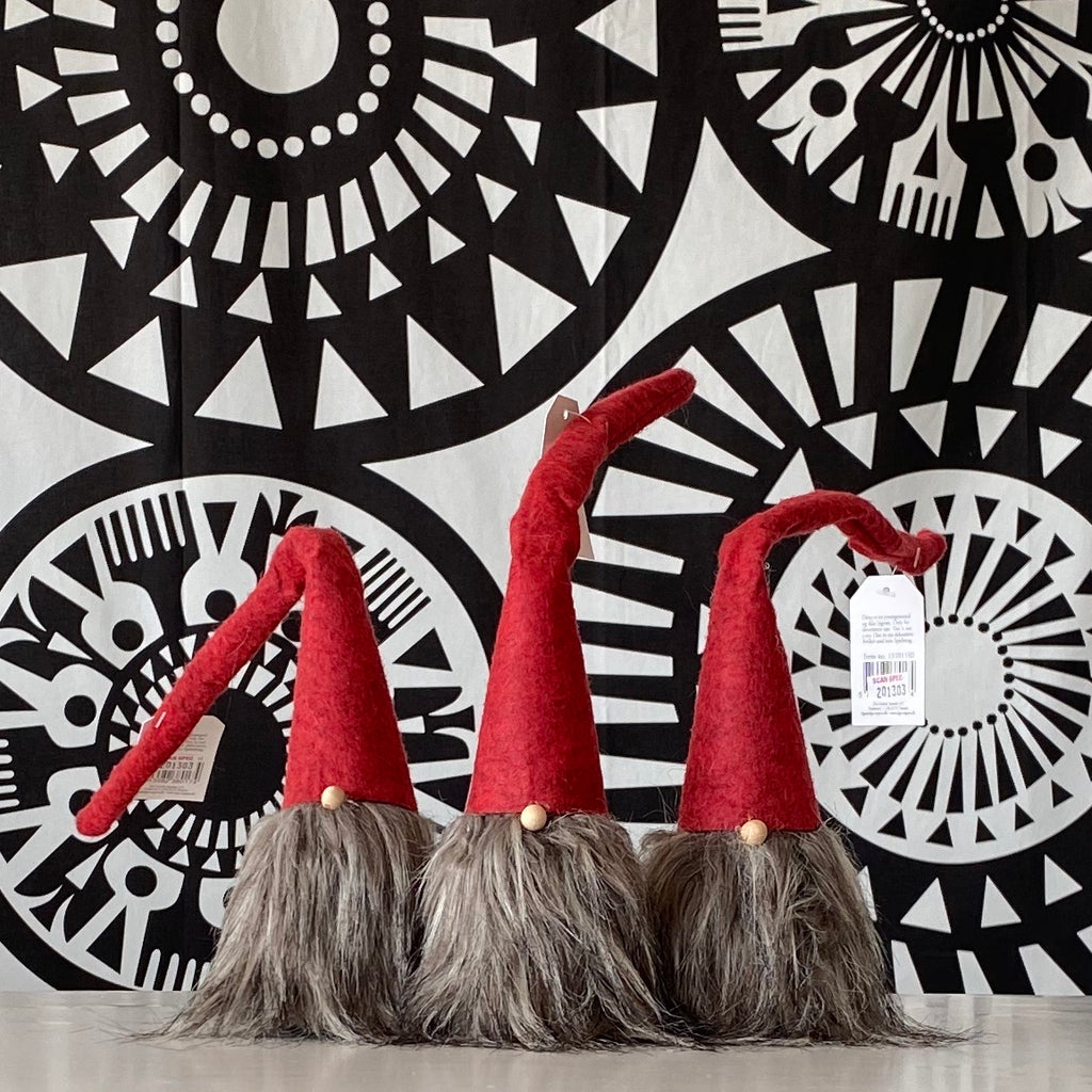 Nisse With Tall Hat, 16""