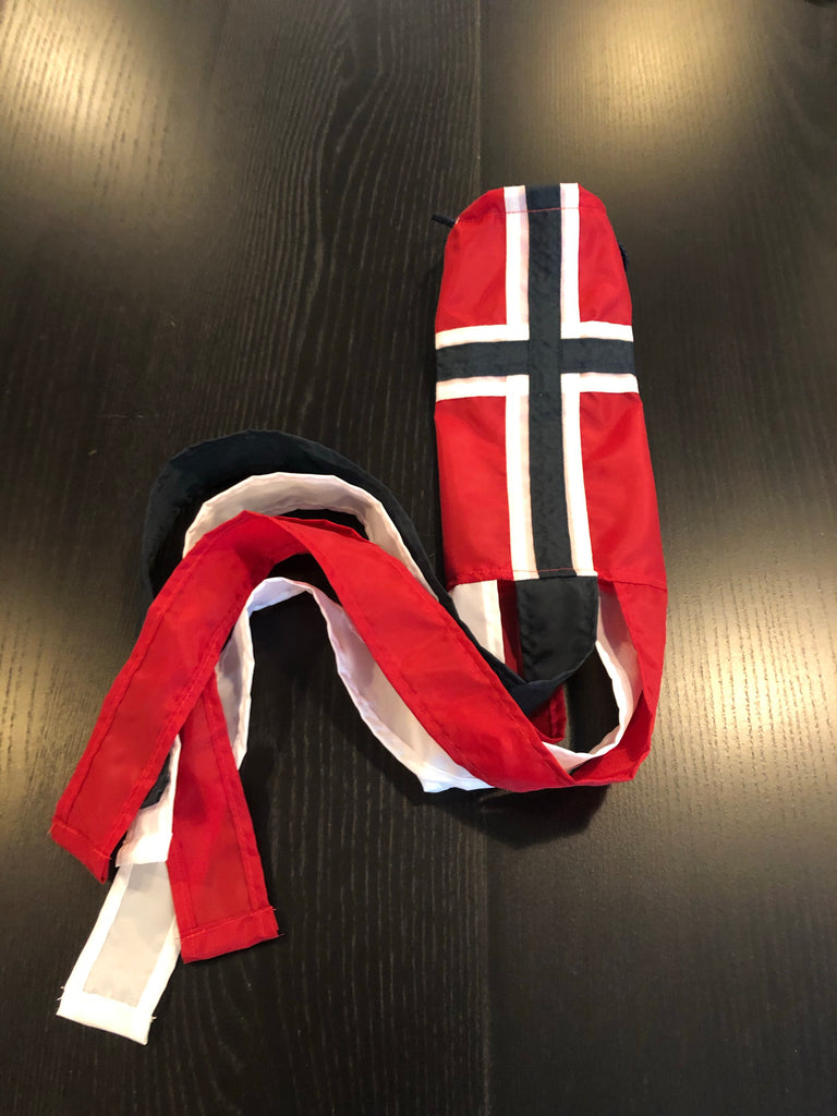 Small Windsock, Norway Flag