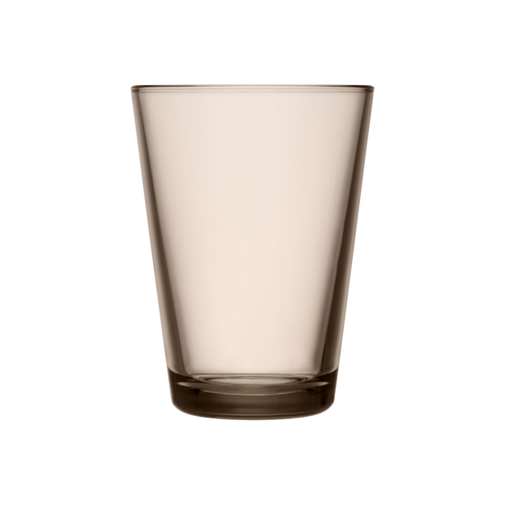 Kartio Large Linen Tumblers, Set of 2