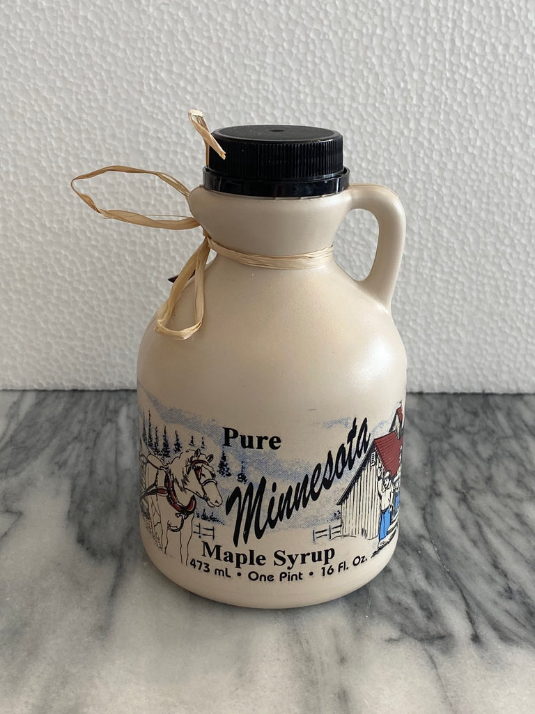 MN Maple Syrup, 16 oz. Plastic Pint