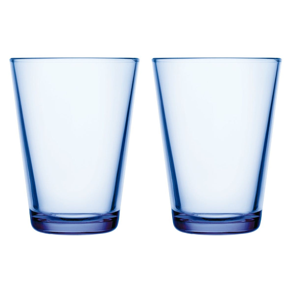 Kartio Large Aqua Tumblers, Set of 2