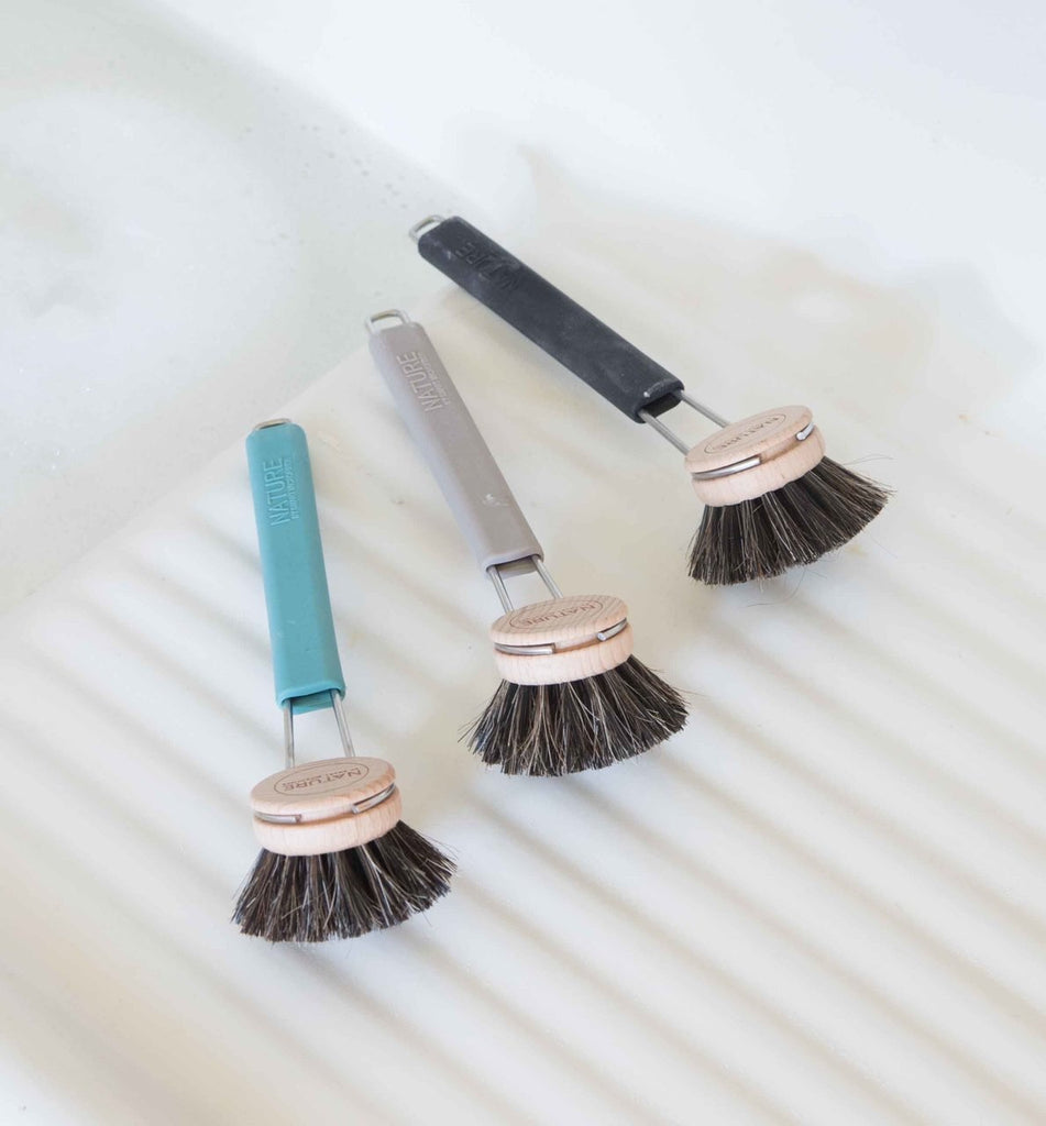 Swedish Nature Dish Brush, Horsehair