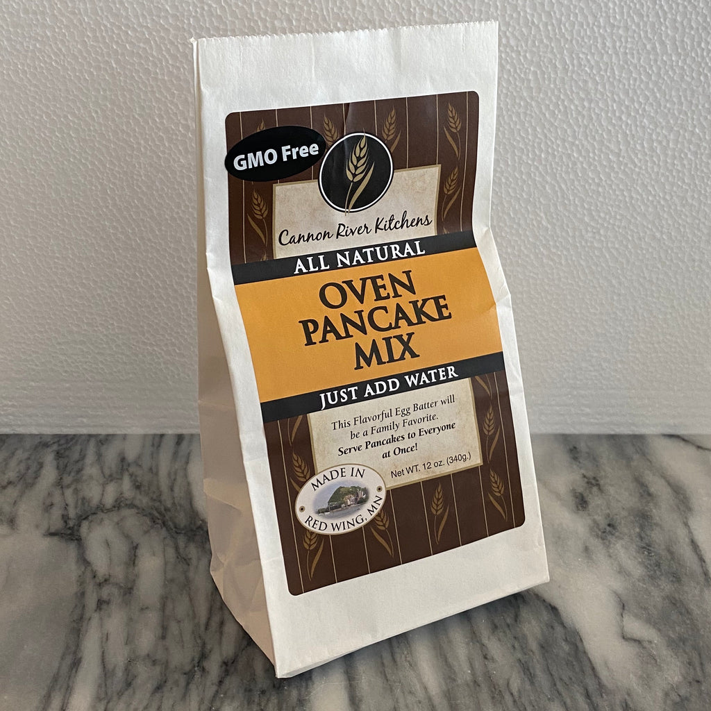 Cannon River Kitchen Oven Pancake Mix