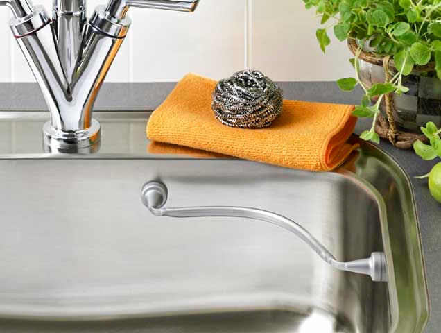 Reenberg's Magnetic Dishcloth Rail