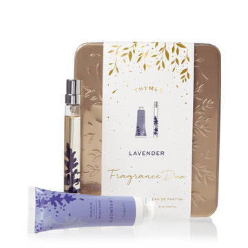 Lavender Fragrance Duo