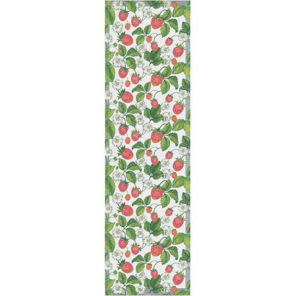Ekelund Table Runner, Jordgubbar
