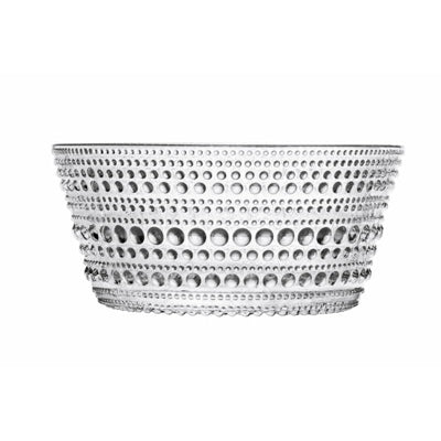 Kastehelmi Serving Bowl, Clear